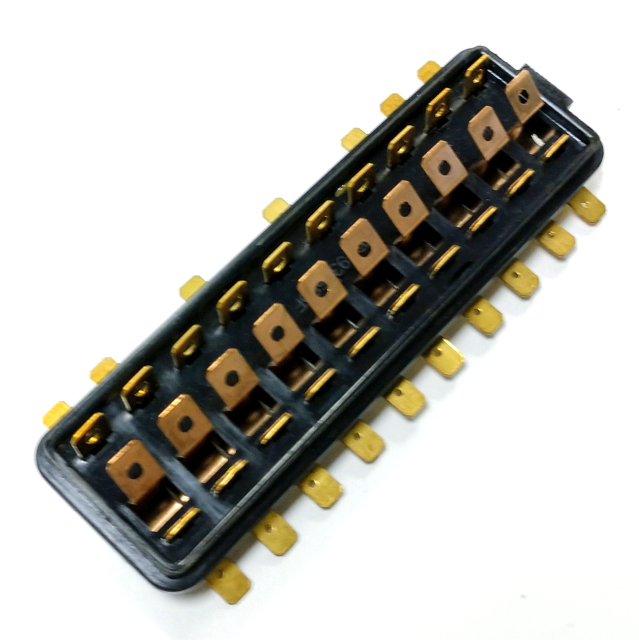 10 Fuse Box, Compatible With Volkswagen Type-1 67-71, Ghia 67-71, Thing 73-74