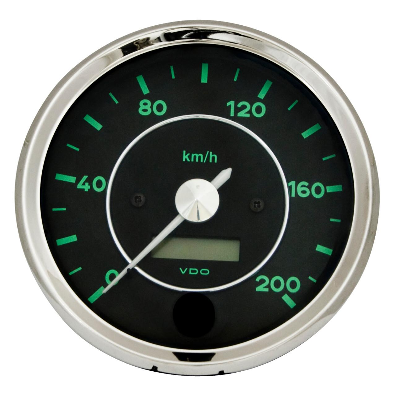 "VDO ""356"" Series 200KM Speed Gauge"