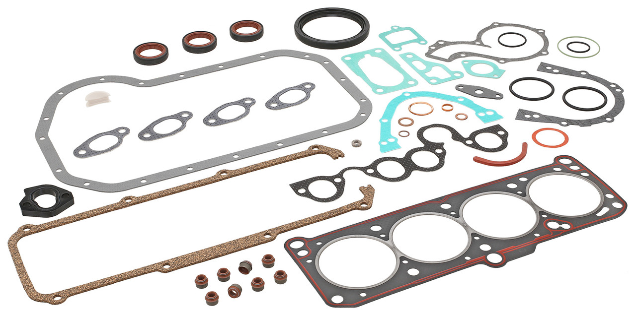 1.5L - 1.8L Gas Engine Gasket Set, 80-84 Jetta, 76-84 Rabbit, 80-83 Rabbit Conv., 80-83 Rabbit Pickup, 76-83 Scirocco