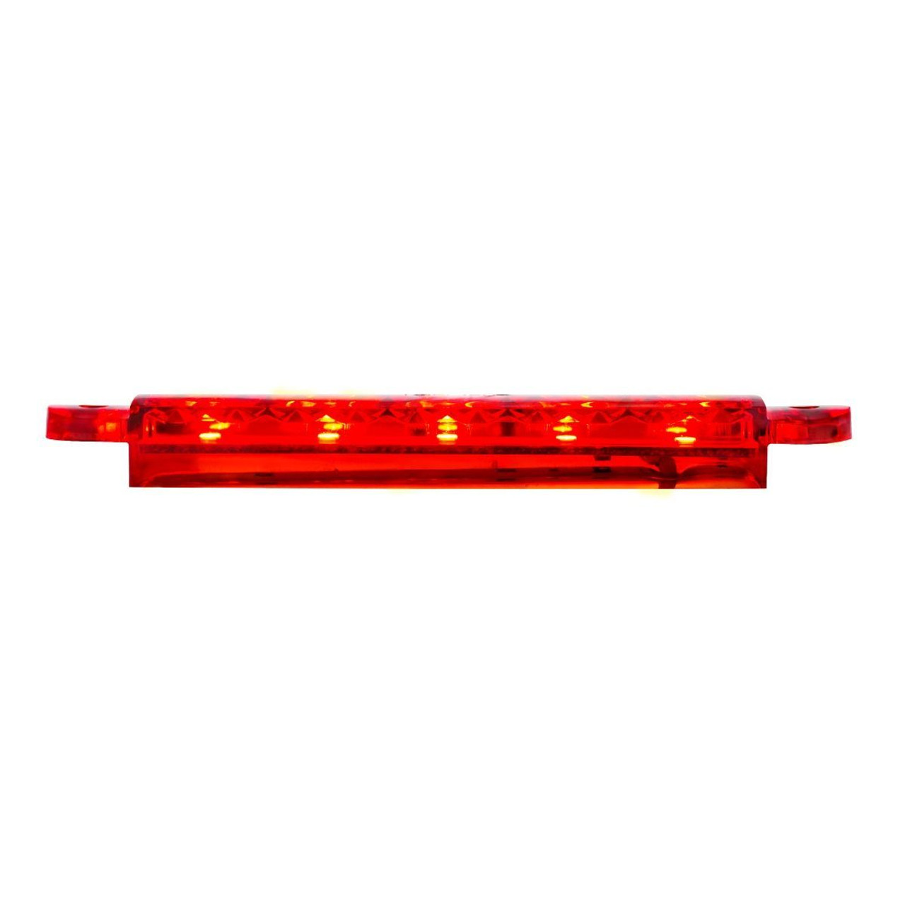 "5"" 5 Red SMD LED Light Strip With 3-Wire Connection - Hot Rat Street Rod, Trailer"