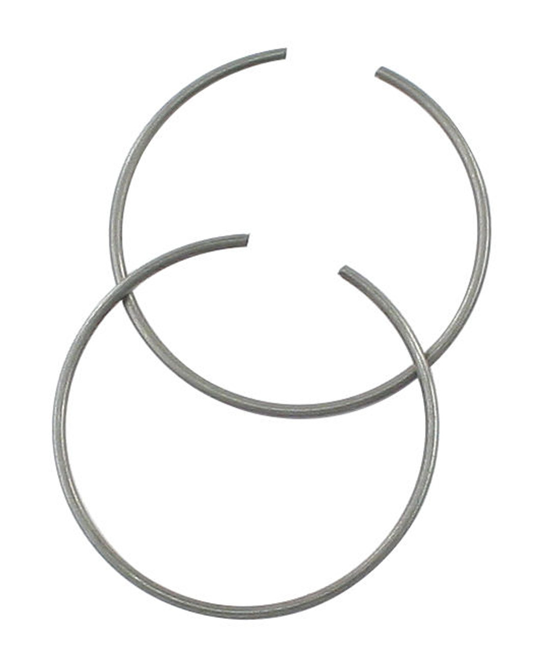 EMPI VW Bug Air Filter Base 48 IDA W/Velocity Stack Spacers, Gaskets, Pair 3220