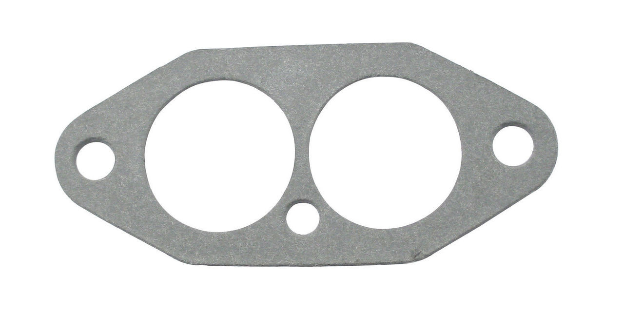Intake Manifold Dual Port Gaskets, For Empi Dual 40mm, Pair, Fits VW Bug, 3250