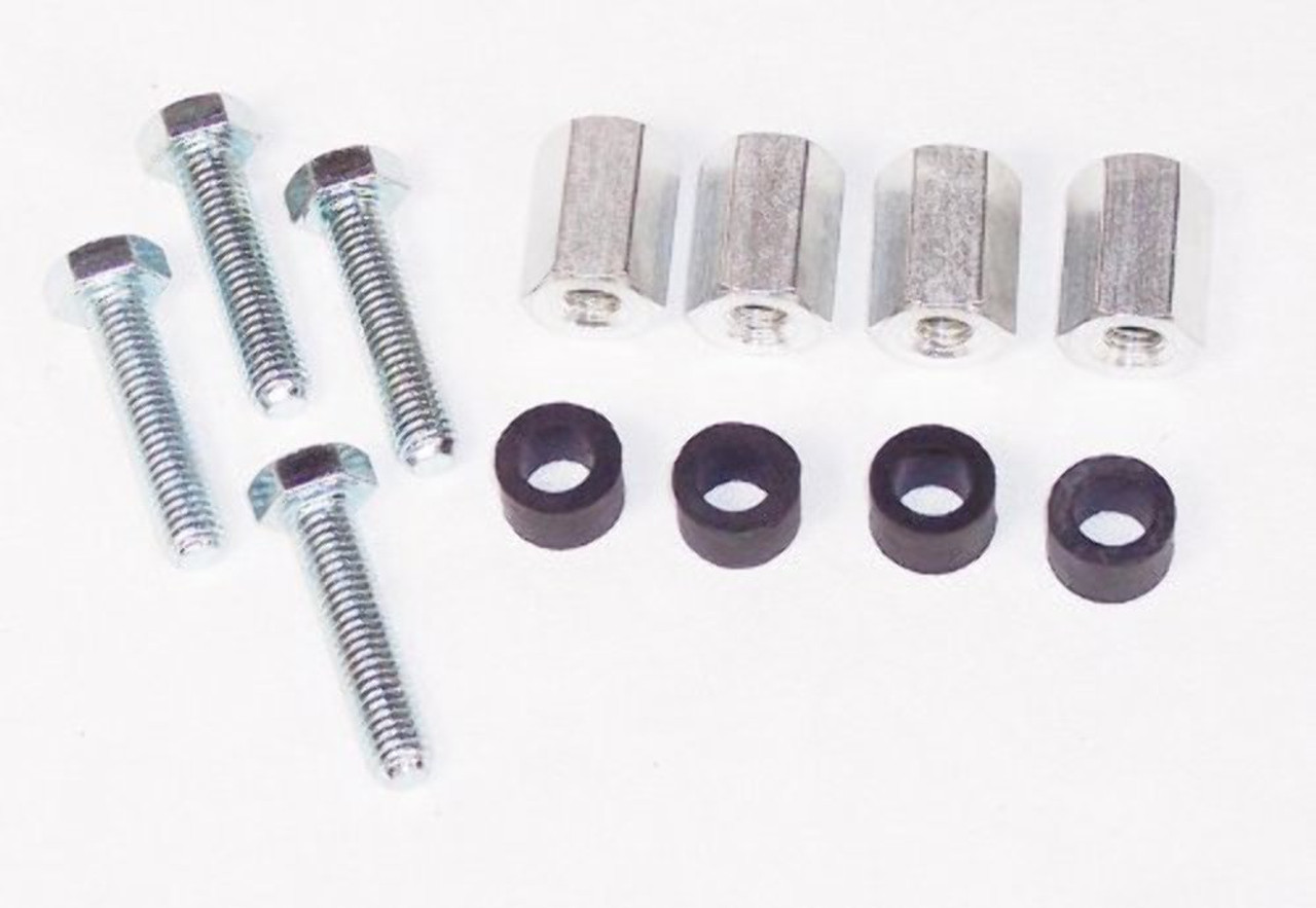 EMPI 8897 - Hardware Kit for Valve Covers with Channel Gaskets - VW Dune Buggy Bug Ghia Thing Bus Trike Baja
