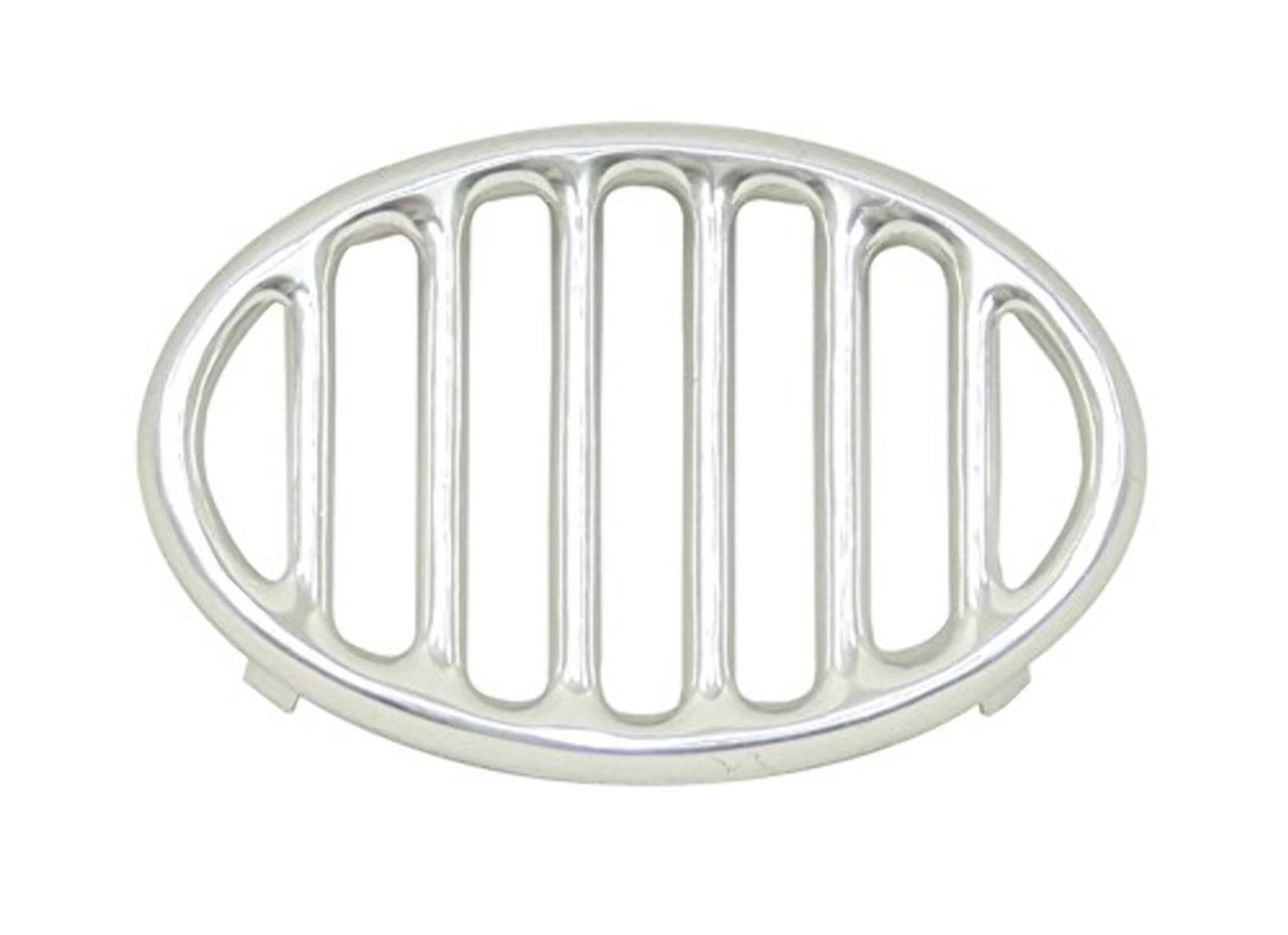EMPI 6433 HOOD HANDLE GUARD ALUMINUM TYPE 1 68 ON W// GASKET VW BUG BEETLE BUGGY