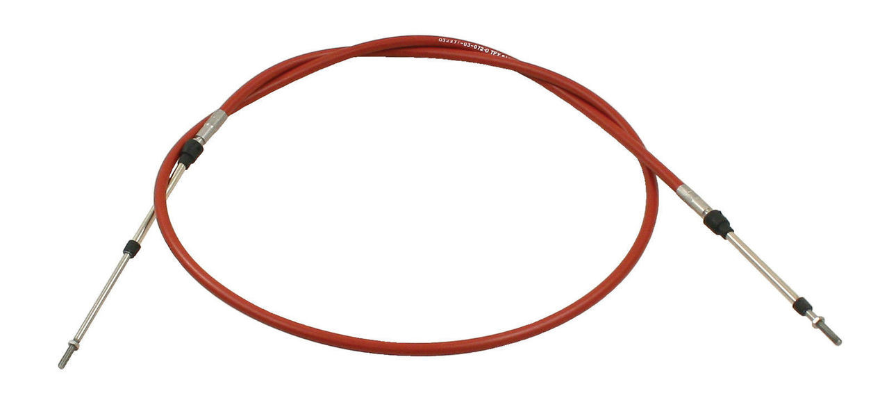 10' Throttle Cable/Shielded Control, Fits Buggy/Sand Rail/Rock Crawler/Car
