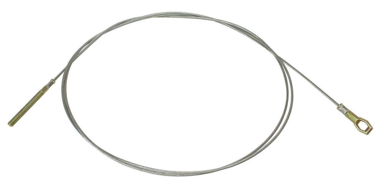 Clutch Cable, Fits Air Cooled VW Bug Beetle Type 1 & Ghia Thru 6/63-71, EMPI 98-7203