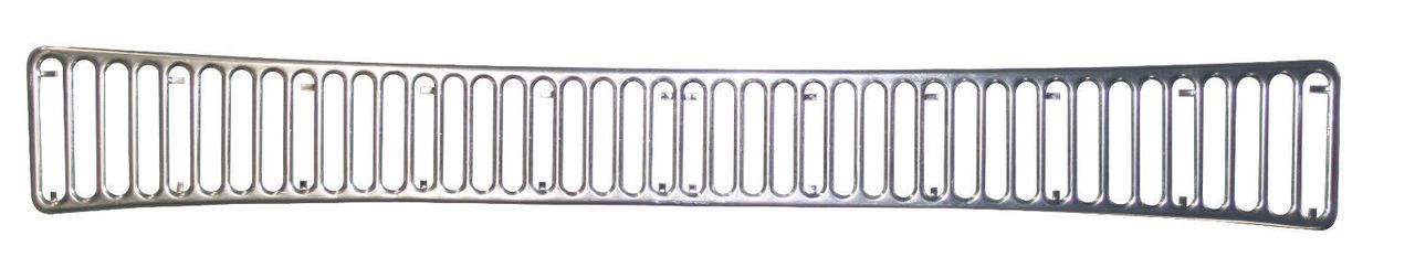 EMPI VW, Rear Air Intake Grille, Aluminum, Type 1, 72-77,  42 Slots  6423