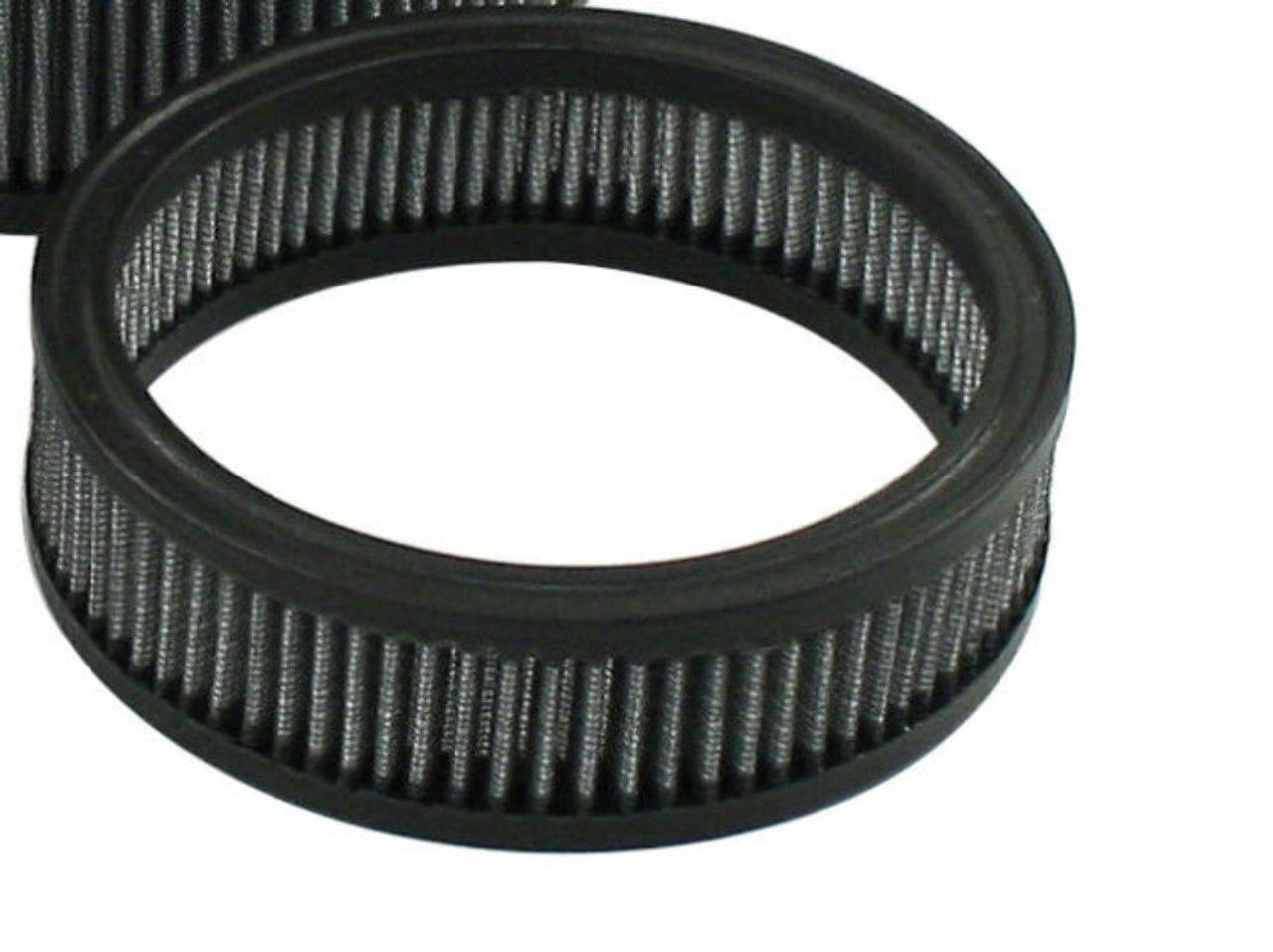 EMPI VW BUG BUGGY GAUZE AIR CLEANER ELEMENT ,OVAL 7 X 4-1/2 X 1-3/4 TALL 8736