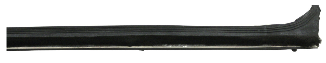 Inside Window Scraper, Left 4 Clips, Each, Fits VW Bug Air Cooled 69-Up Type-1, EMPI 98-2063