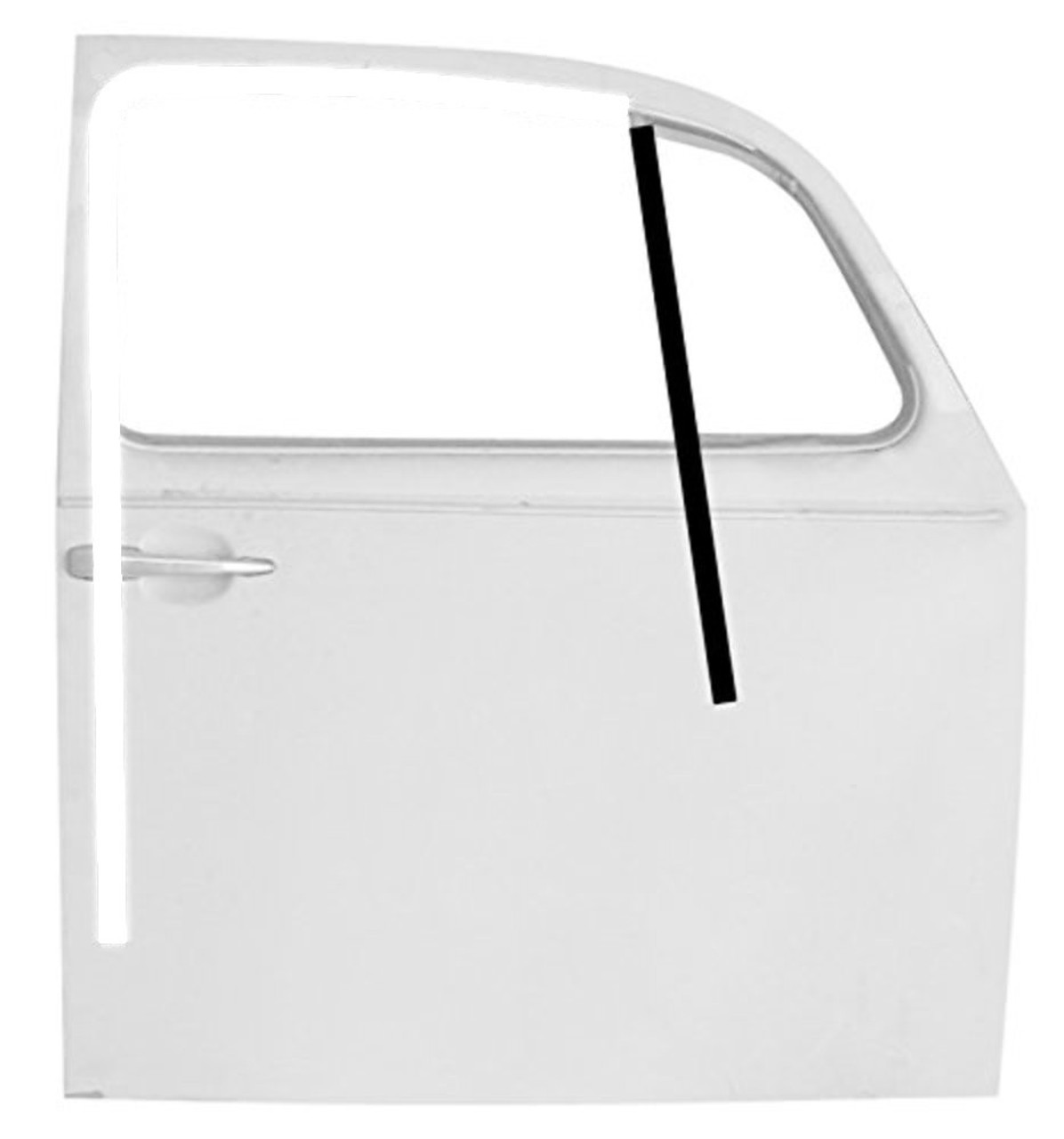 VENT WING POST CHANNEL 52-64, dune buggy vw baja bug