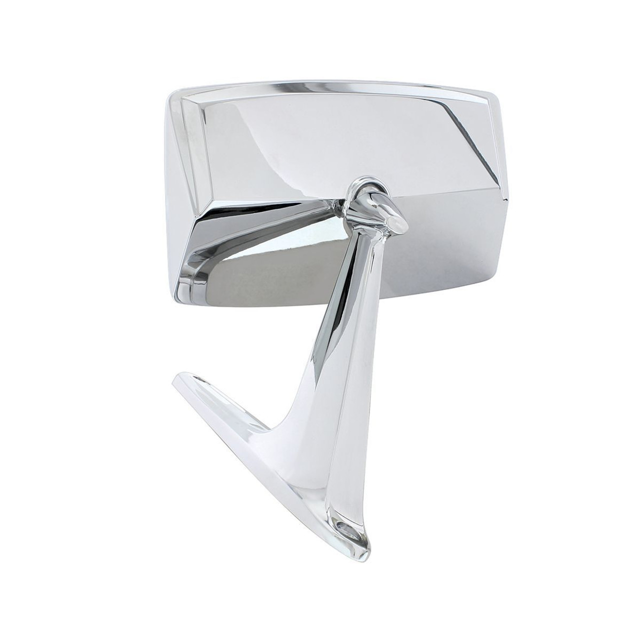 1967-68 Ford Mustang Standard Exterior Chrome Mirror