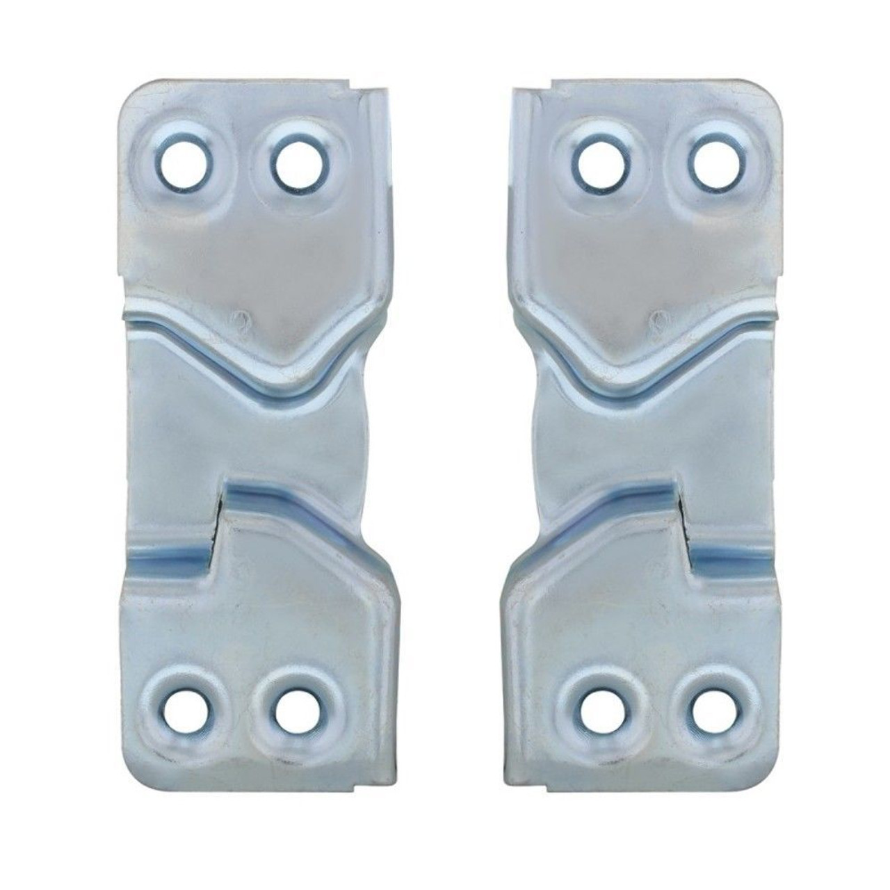 Door Latch Striker Plates, Compatible with Chevy/GMC Truck & Suburban 1947-1951