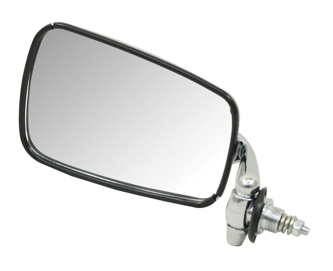 1968 & LATER VW BUG BEETLE NEW CHROME STOCK REPLACEMENT MIRROR  RIGHT 98-2016