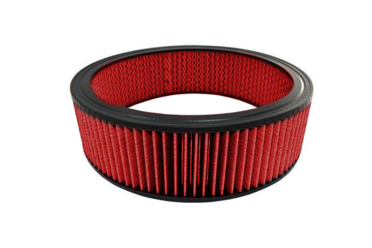 14x5 High Flow Wasable Performance Air Filter Element Ford Chevy Dodge Chrysler