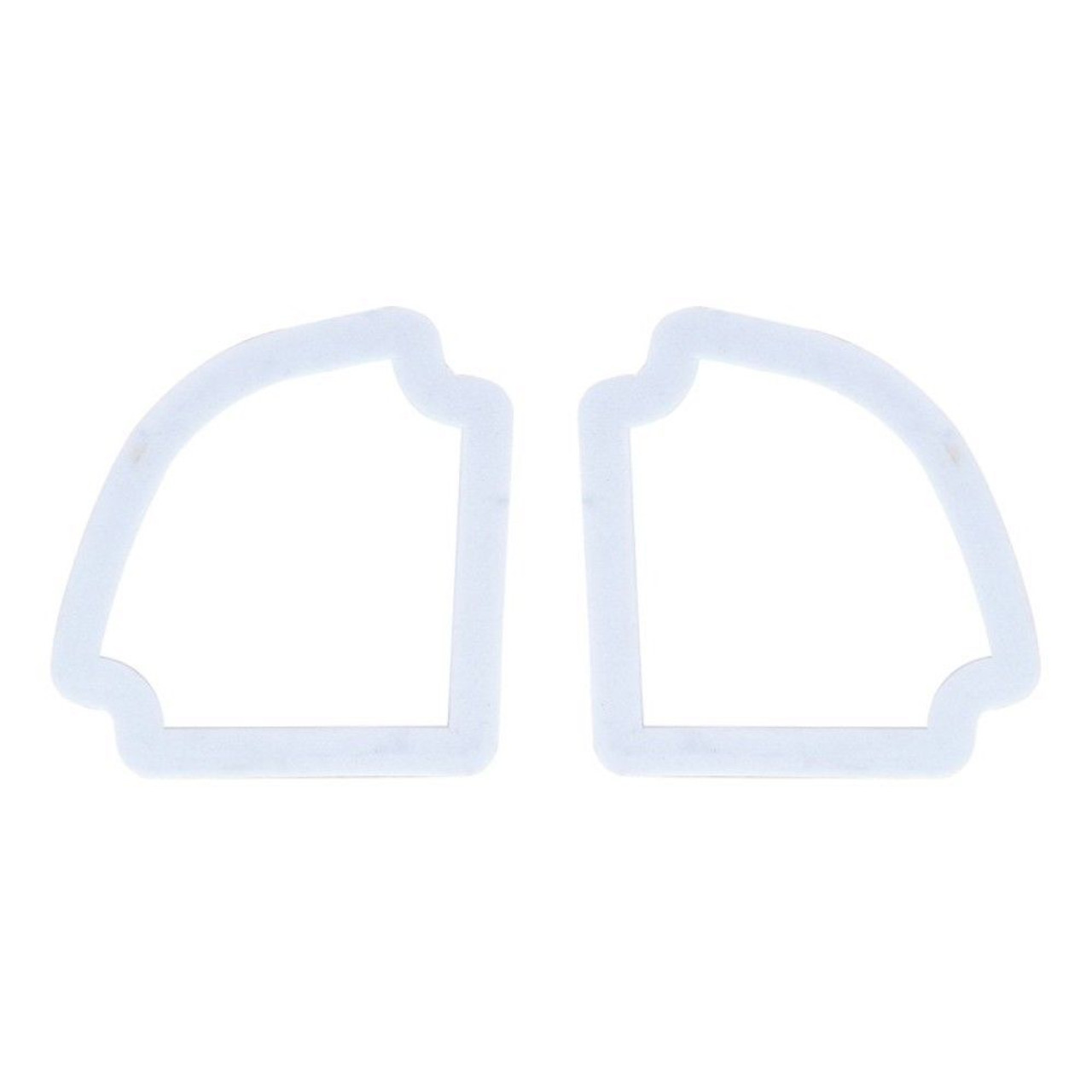 Backup Light Gasket, Pair, Compatible with Chevy Truck 1967 1968-1972