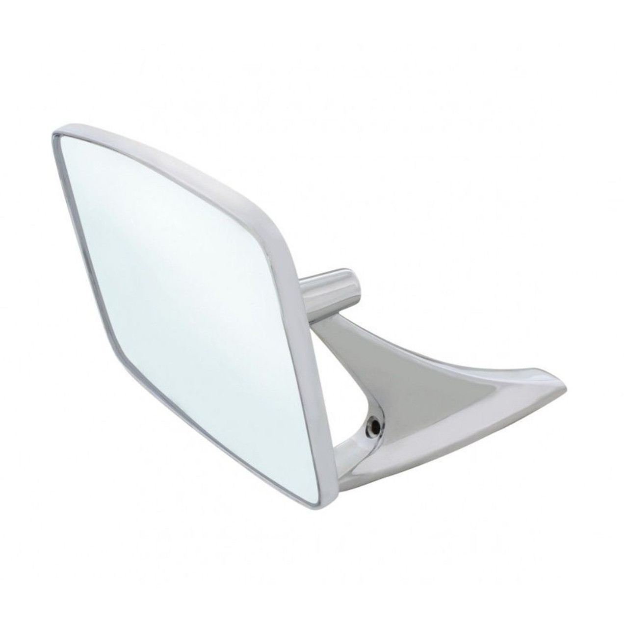 1973 - 1980 Chevy GMC Truck Exterior Chrome Mirror Assembly LH or RH w/ Hardware