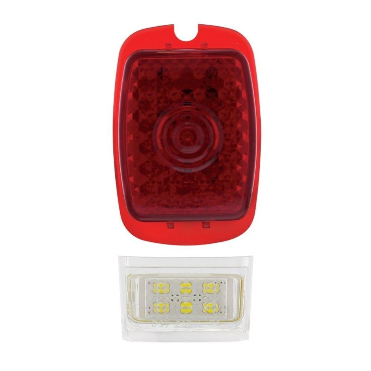 37-53 Chevy & GMC Passenger Car / Truck LED Sequential Tail Light - Driver Side