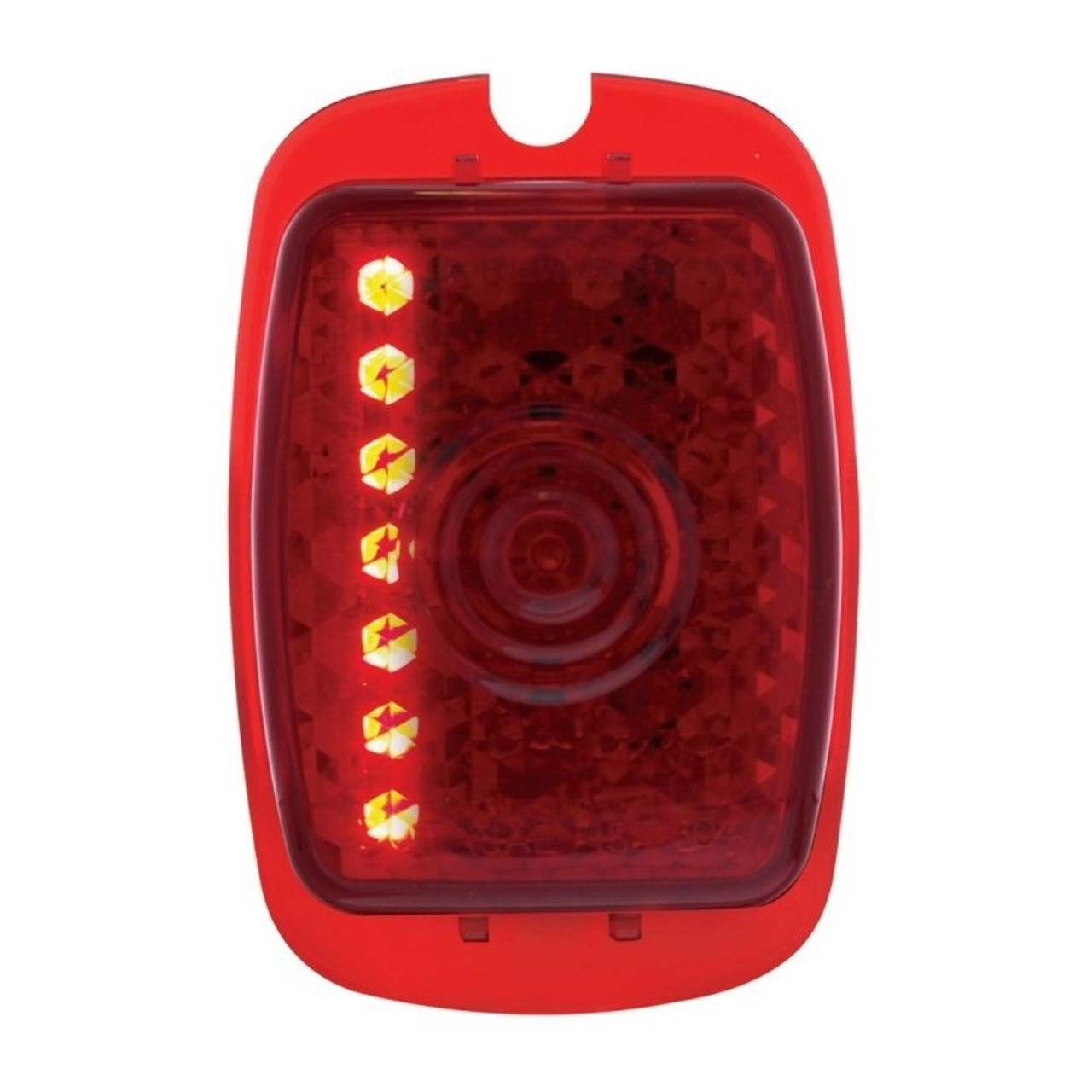 37-53 Chevy & GMC Passenger Car / Truck LED Sequential Tail Light - Passenger Si