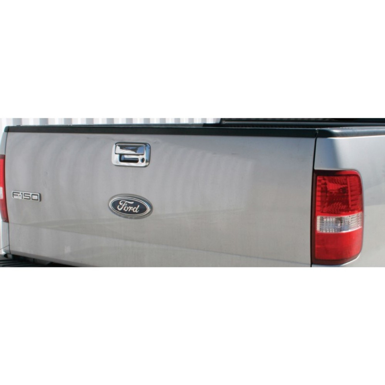 2004+ Ford F150 Chrome Tailgate Handle Cover Set