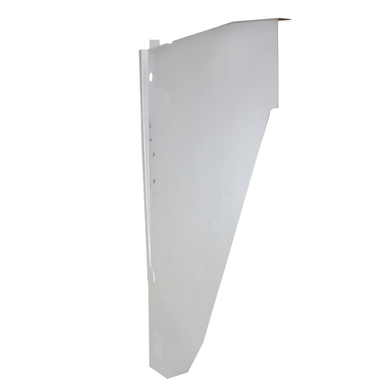 1966-77 Ford Bronco Outer Cowl Side Panel , L/H, Coated In Weldable Primer
