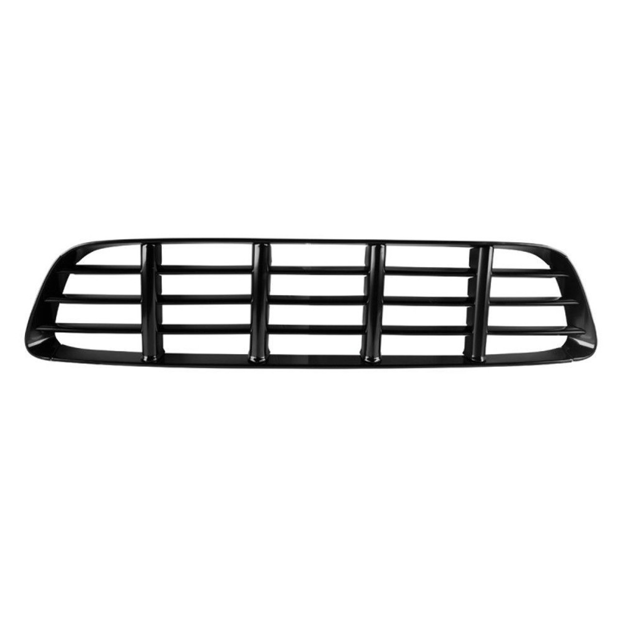 1955-56 Chevy Truck Front Grille Black (Painted)