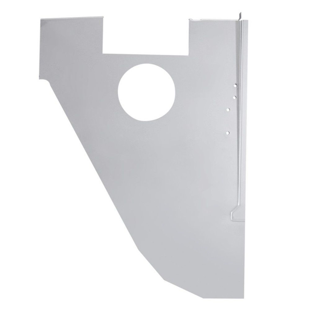 1966-77 Ford Bronco Outer Cowl Side Panel , R/H, Coated In Weldable Primer