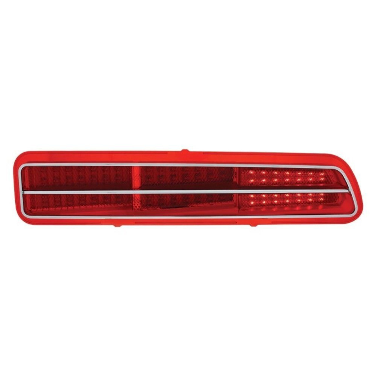 1969 Chevy Camaro LED Sequential Tail Light, Right Hand / Passenger Side