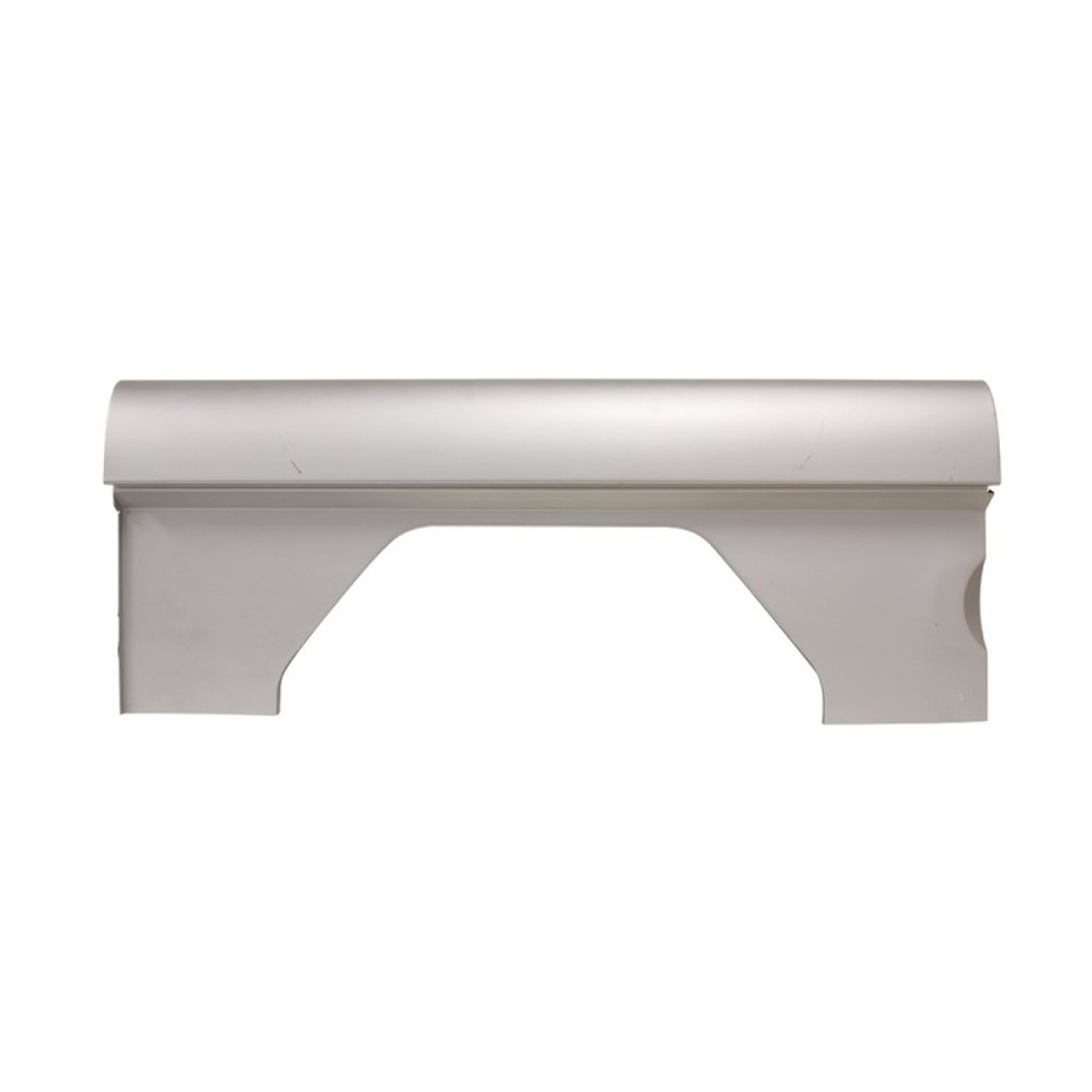 1966-77 Ford Bronco Bed/Inner Quarter Panel, R/H, Coated In Weldable Primer