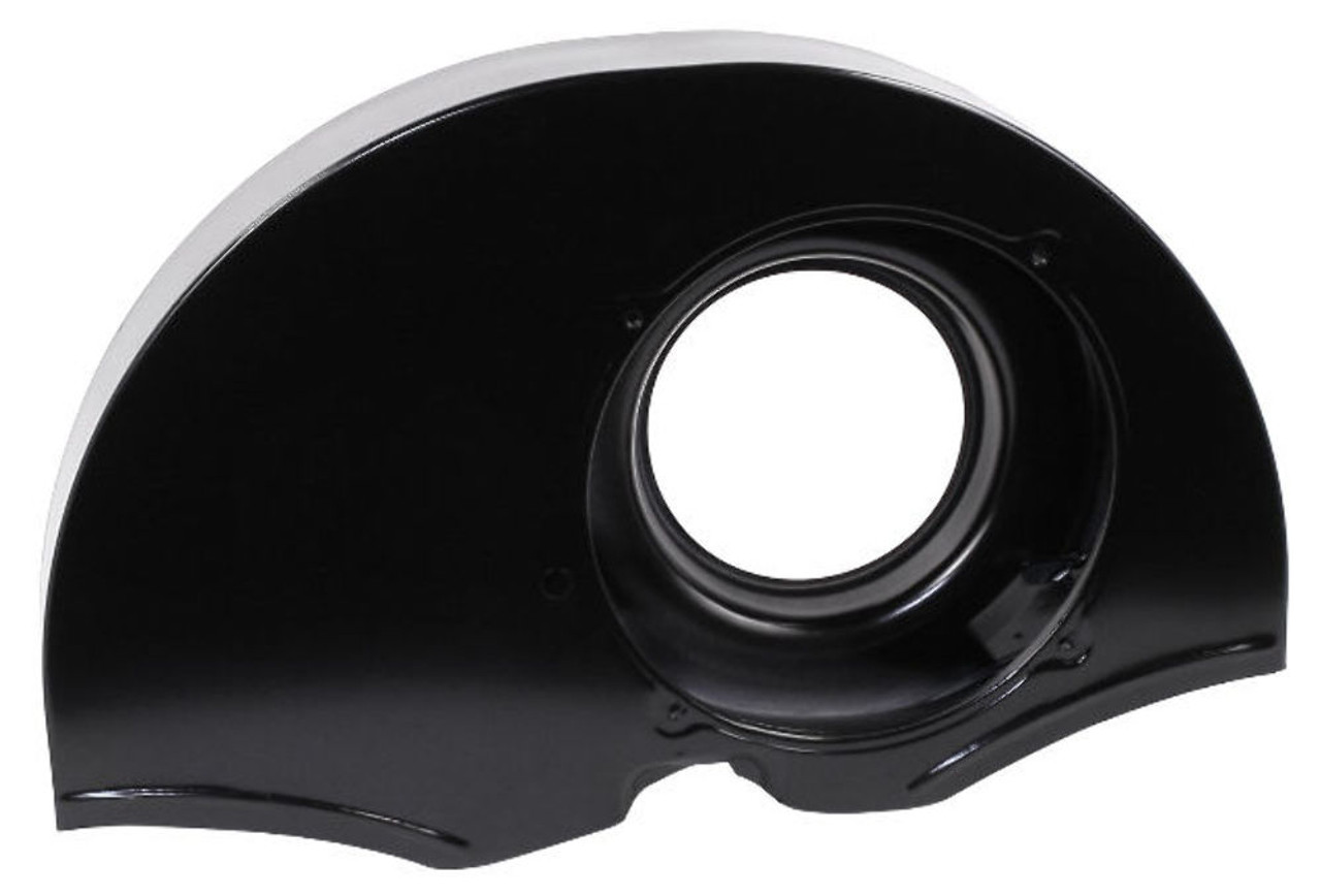 Fan Shroud without Ducts, 36hp Style, Chrome, Fits Air-Cooled VW, EMPI 8882