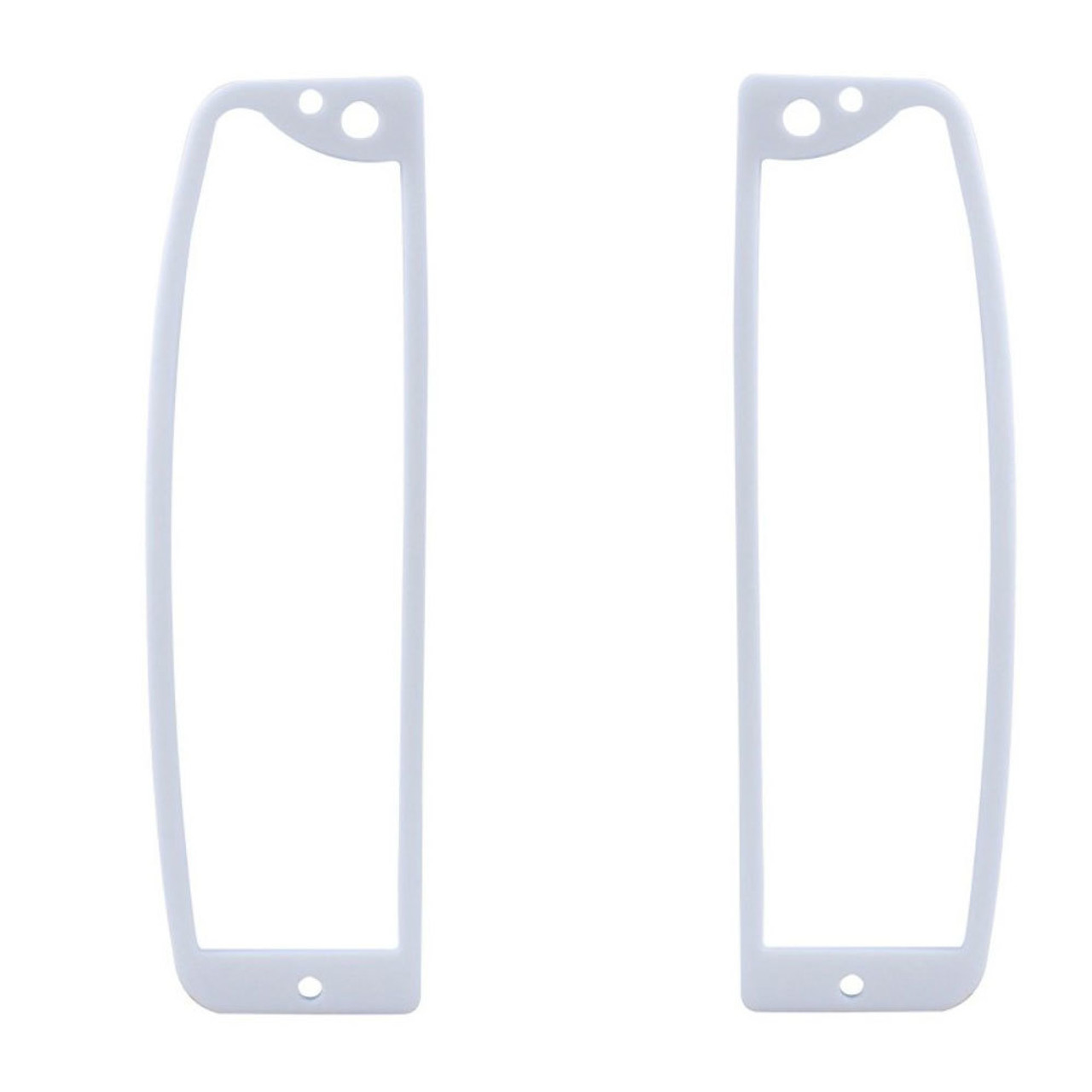 1967-72 Ford Truck & 1966-77 Ford Bronco Tail Light Lens Gaskets, Pair