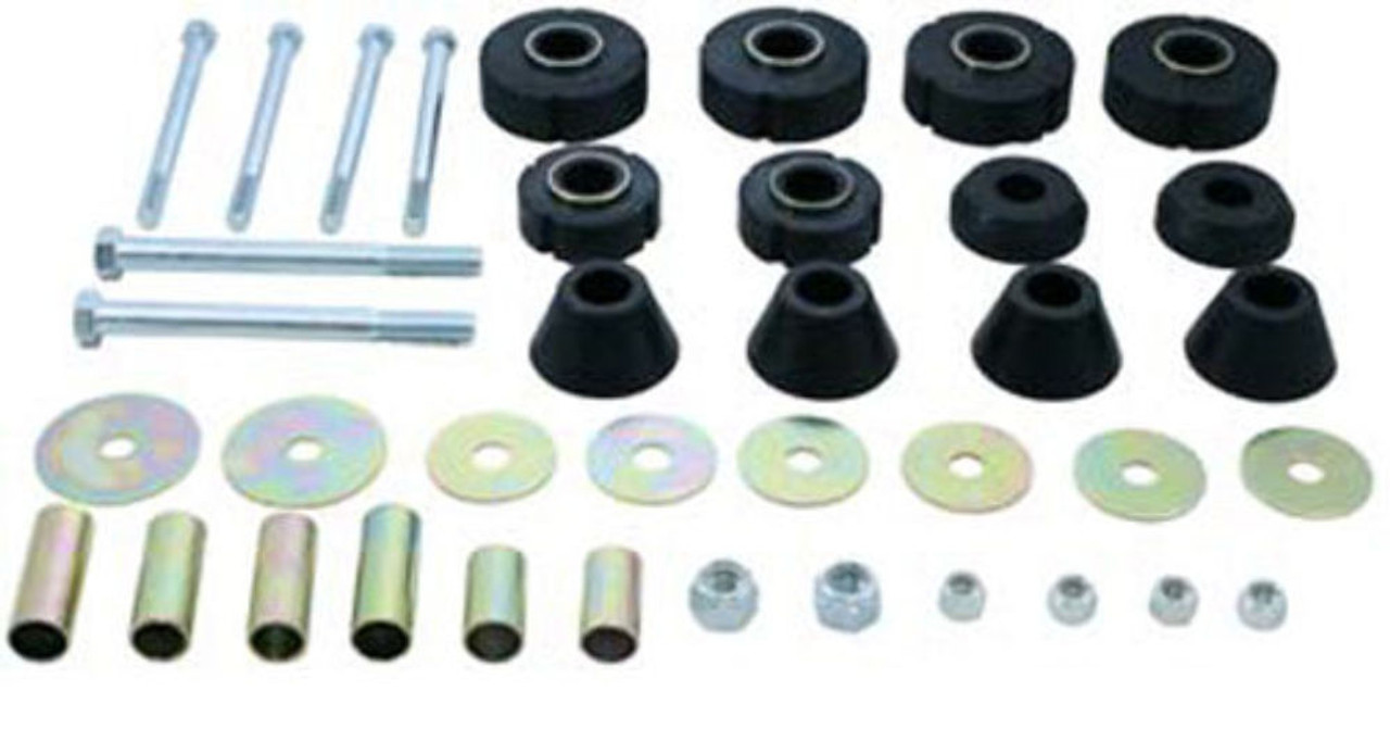 Cab Mounting Kit, Compatible with Chevy & GMC 1/2 Ton Truck 1967-1972