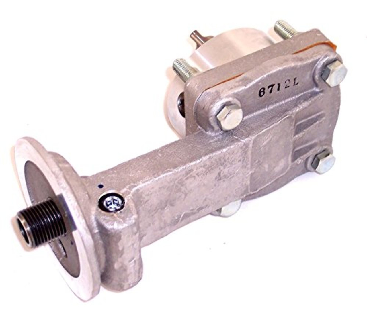 EMPI 9207-7 Full Flow Filter Pump - Late Camshaft / Dished Cam - 1600cc From 1971-1979 - VW Dune Buggy Bug Ghia Thing Trike Baja