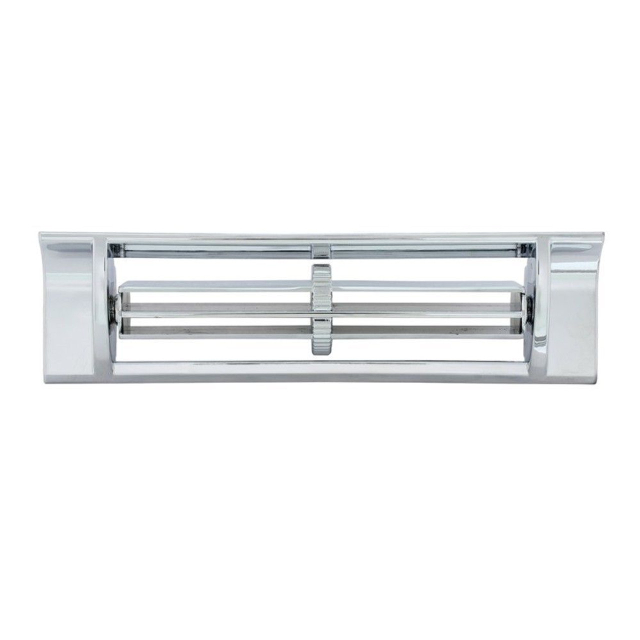 A/C Center Vent, Chrome Plated, Fits Chevy/GMC Truck 1967 1968 1970 1971 1972