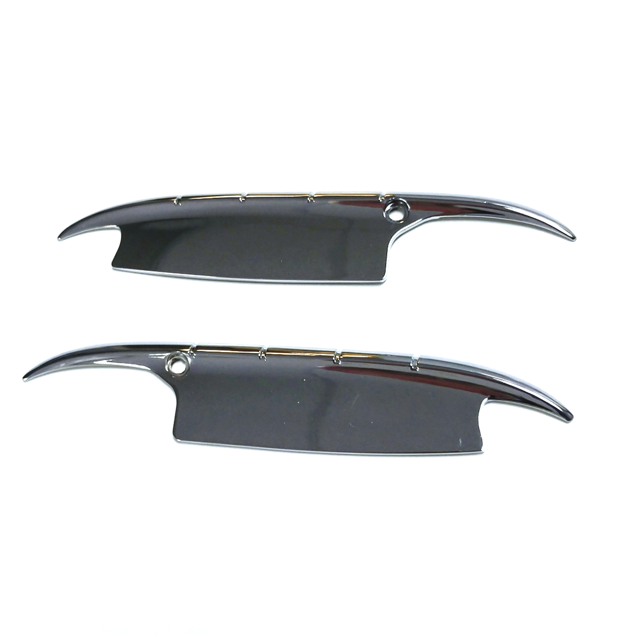 1955-1956 Chevy / Pontiac Scratch Guard Outside Door Handle Shields Bel Air 210