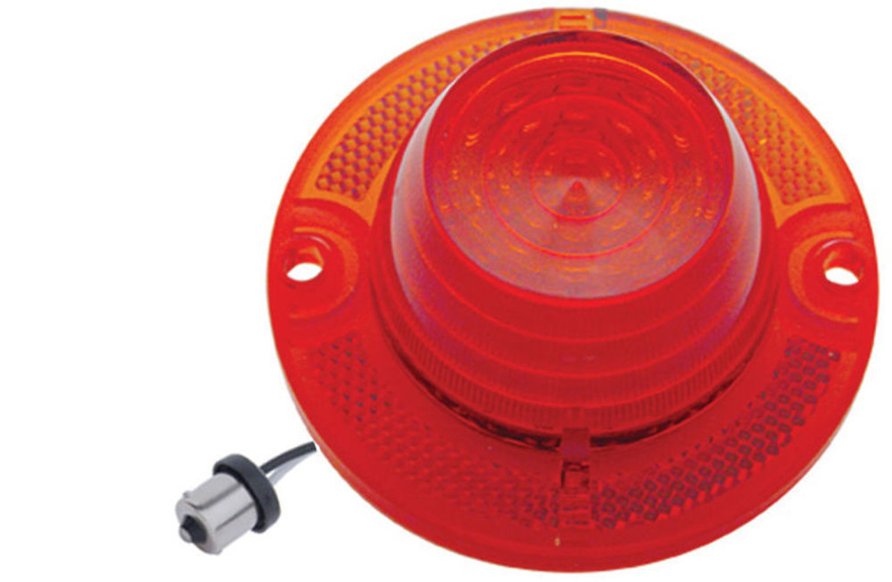 1962 Chevy Impala LED Tail Light, Red, EA