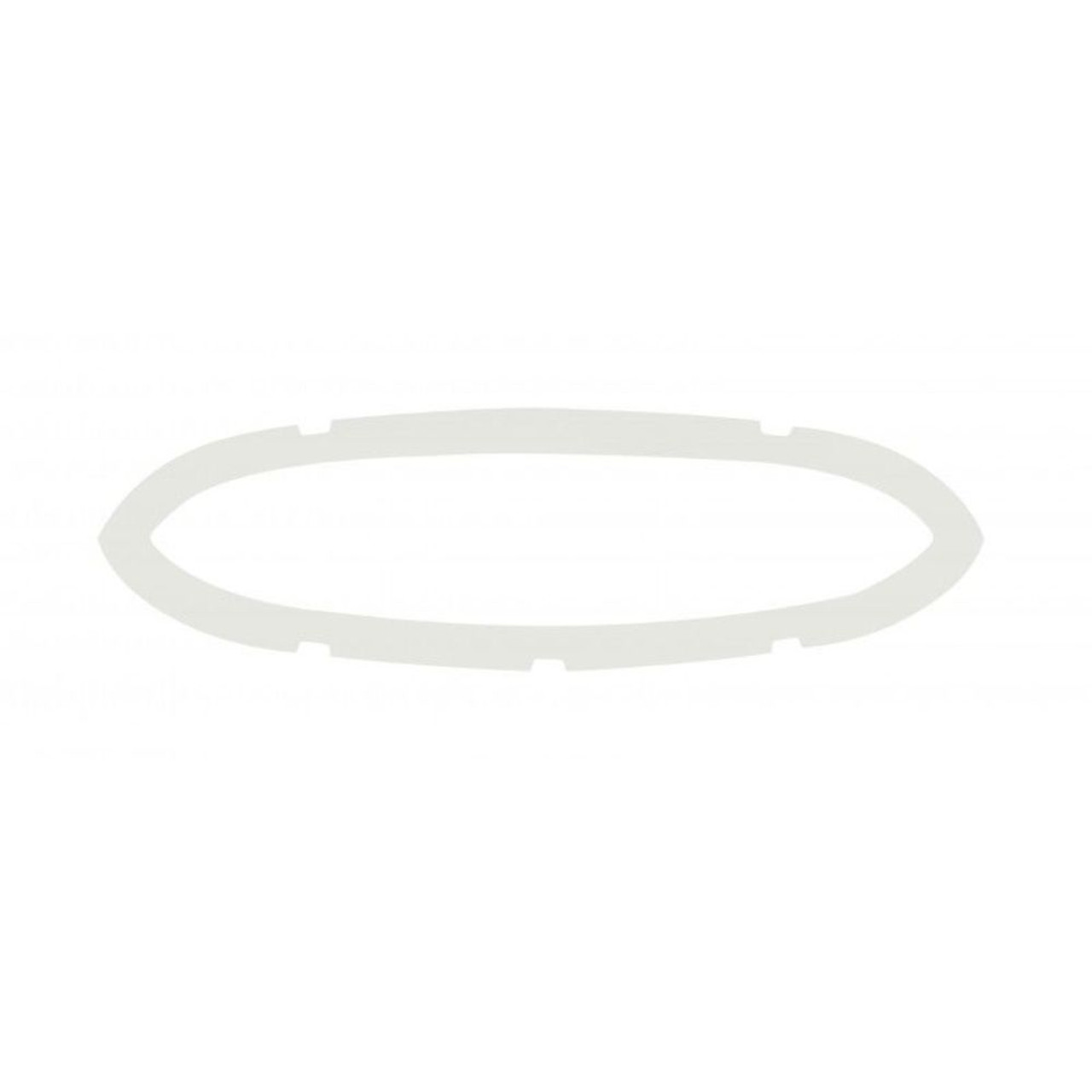 Tail Light Lens Gasket Set, Compatible with Ford 1951