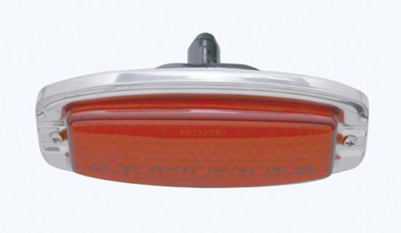 1941-1948 Chevy LED Tail Light Assembly, Red, Left