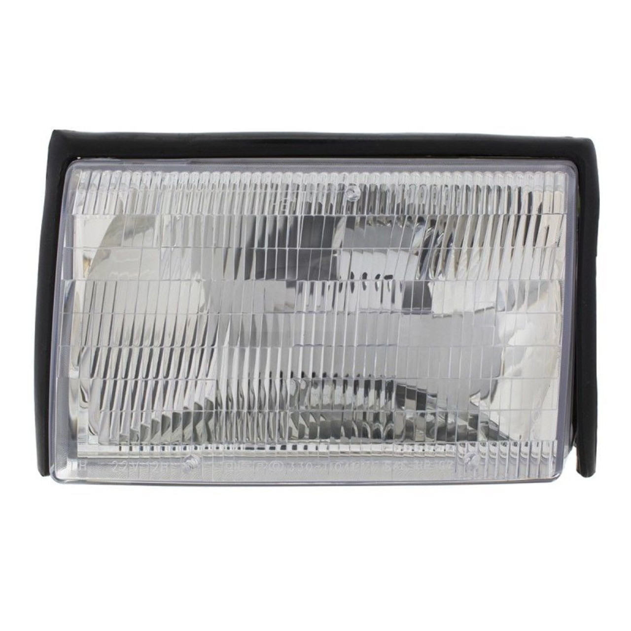 1987-1993 87-93 Ford Mustang Headlamp Assembly - Left Hand Side