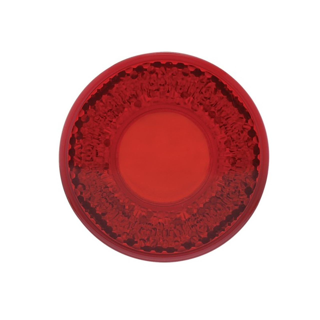 "9 LED 2"" Clearance/Marker ""Mirage"" Light - Red LED/Red Lens"