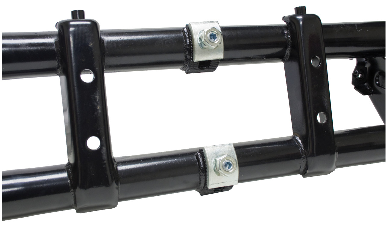 """Empi 22-2814-0 2"""" Narrowed Beam with Ratchet Style Adjusters, Ball Joint for Dropped Spindles, Each"""