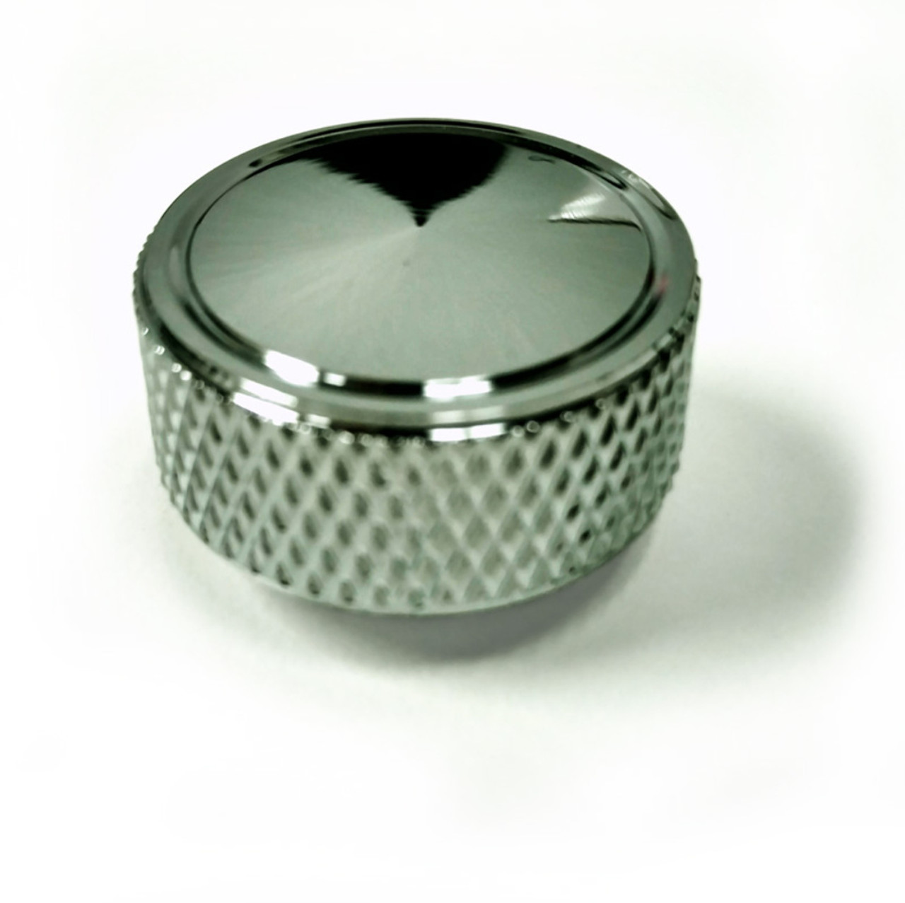 """Air Cleaner Wing Nut 1//4-20/"""" Threads Chrome Steel Top"""