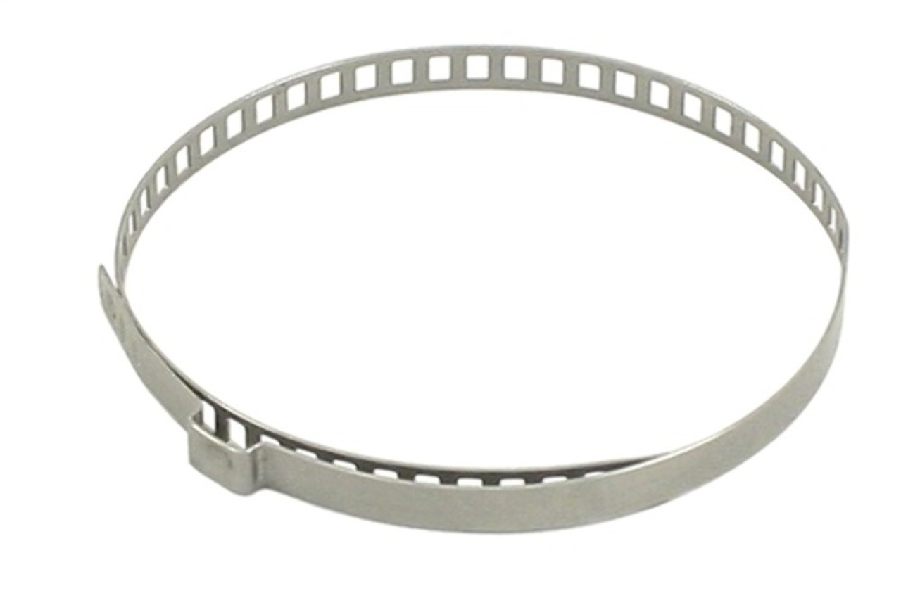 86-5832-0 UNIV. S/S CLAMP,LARGE (100)