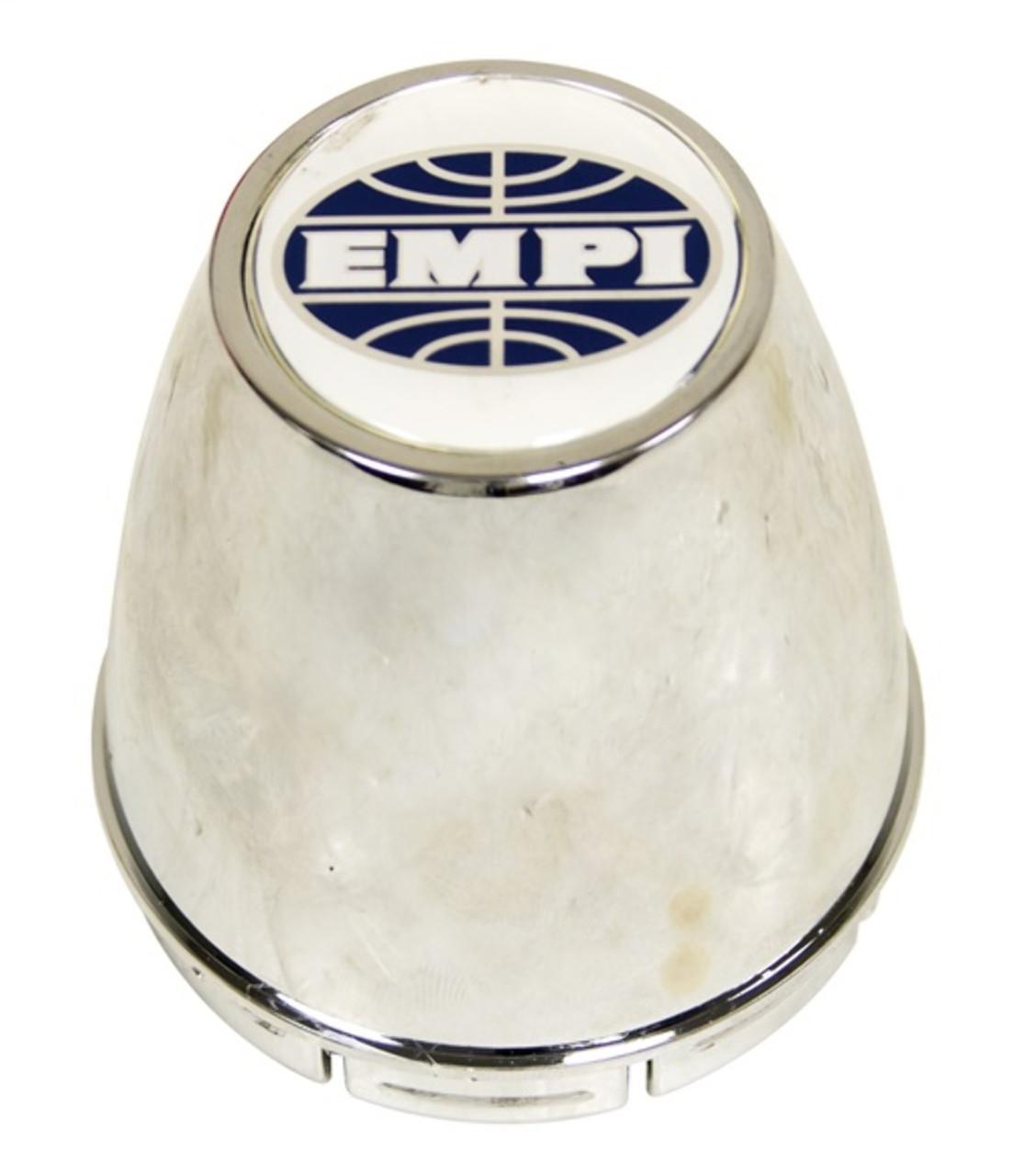 10-1099-0 CHROME PLASTIC CAP FOR EMPI SMOOTHIE WHEEL, EA