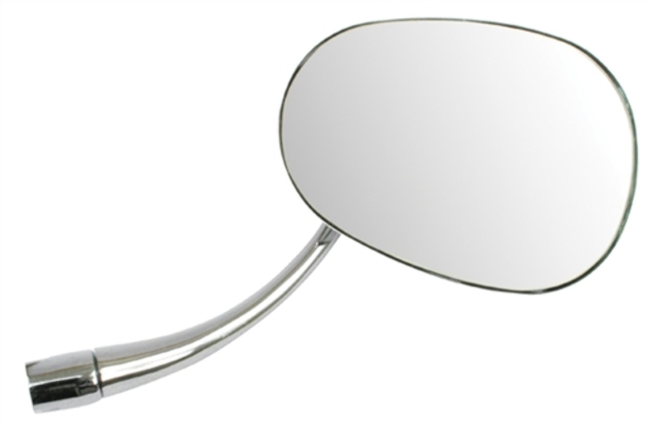 EMPI 98-8582-0 MIRROR, TYPE 1, TO 1967,  RIGHT, OVAL, EA