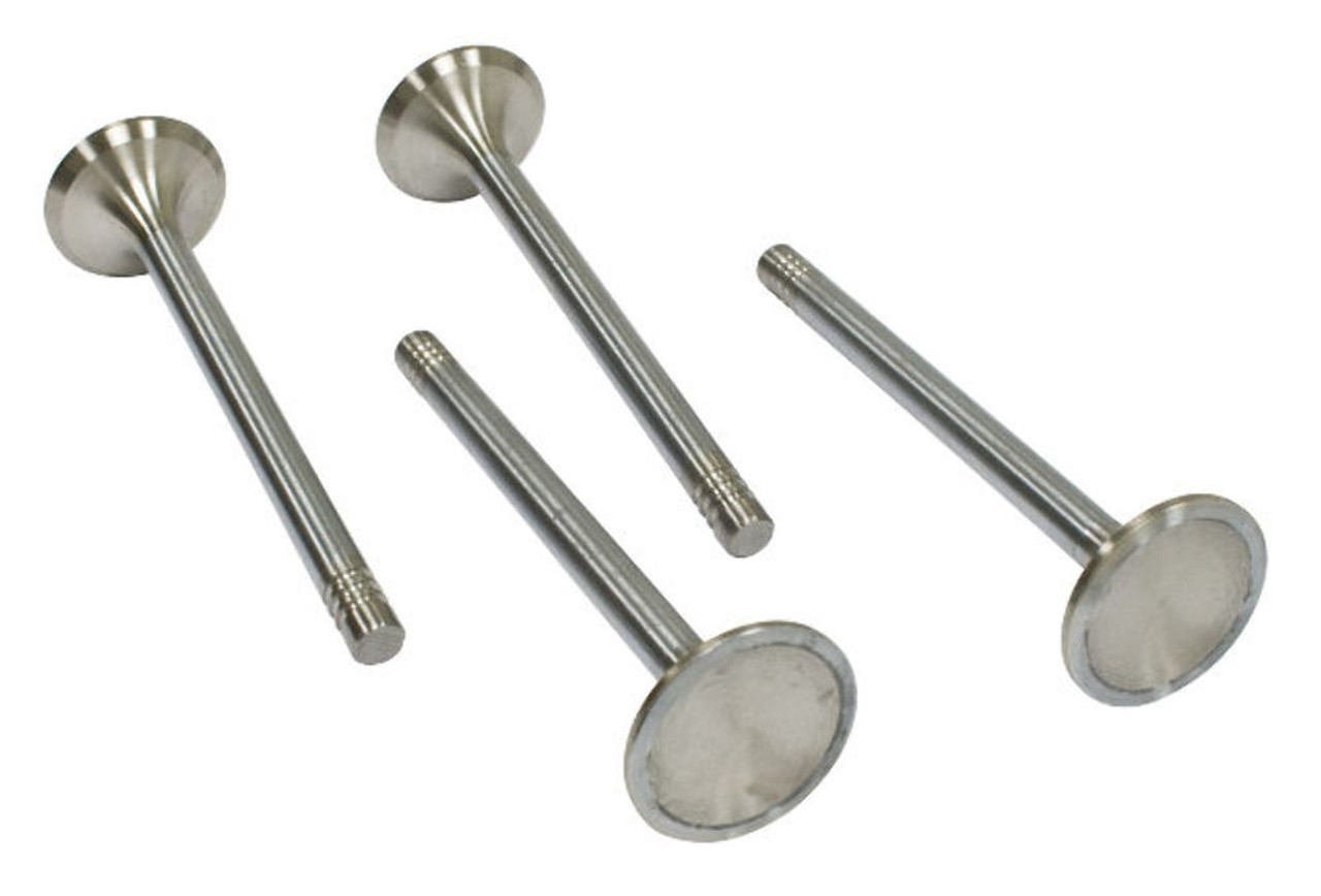 EMPI VW AIR COOLED STAINLESS STEEL INTAKE/EXHAUST VALVE SET OF 4, 44mm, 4051