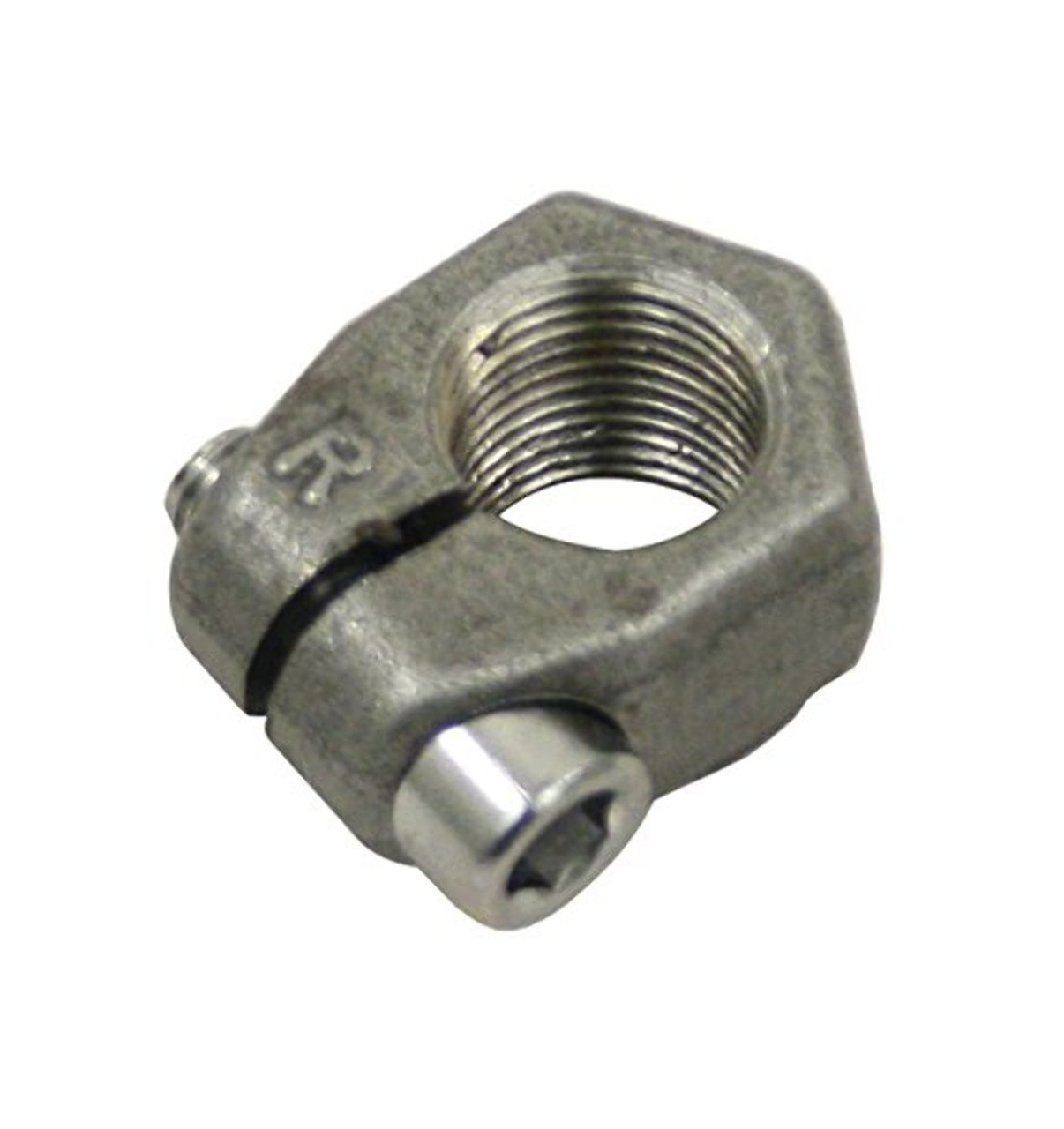 BALL JOINT SPINDLE NUT, RIGHT, dune buggy vw baja bug