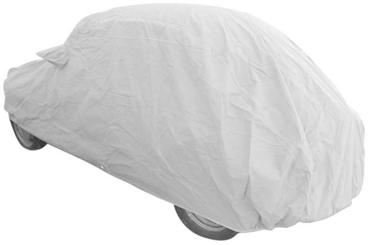 Deluxe Car Cover with Mirror Pockets For All Classic  VW Type 1 & Super Beetle 15-6401