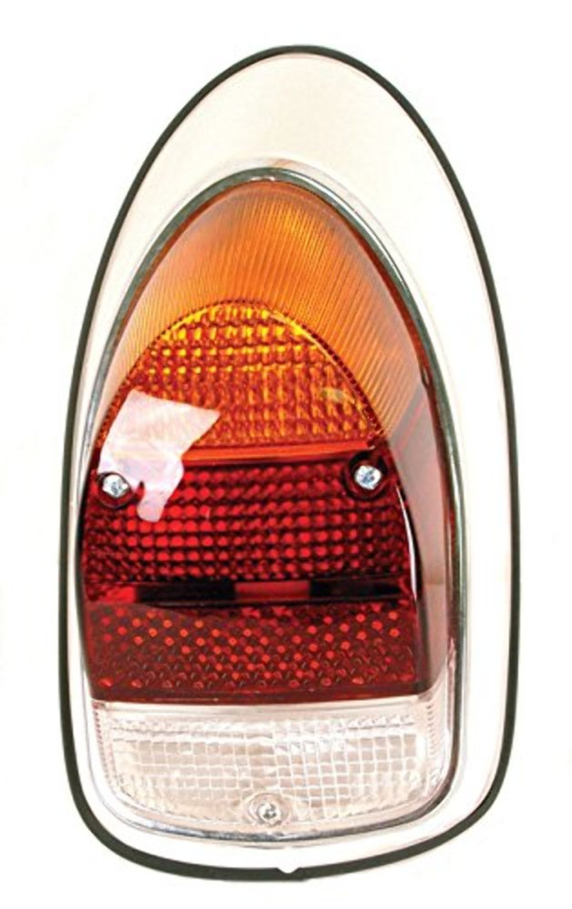 Empi 98-1092-0 Taillight Assembly 68-70 Vw Bug Right Euro Style, Ea