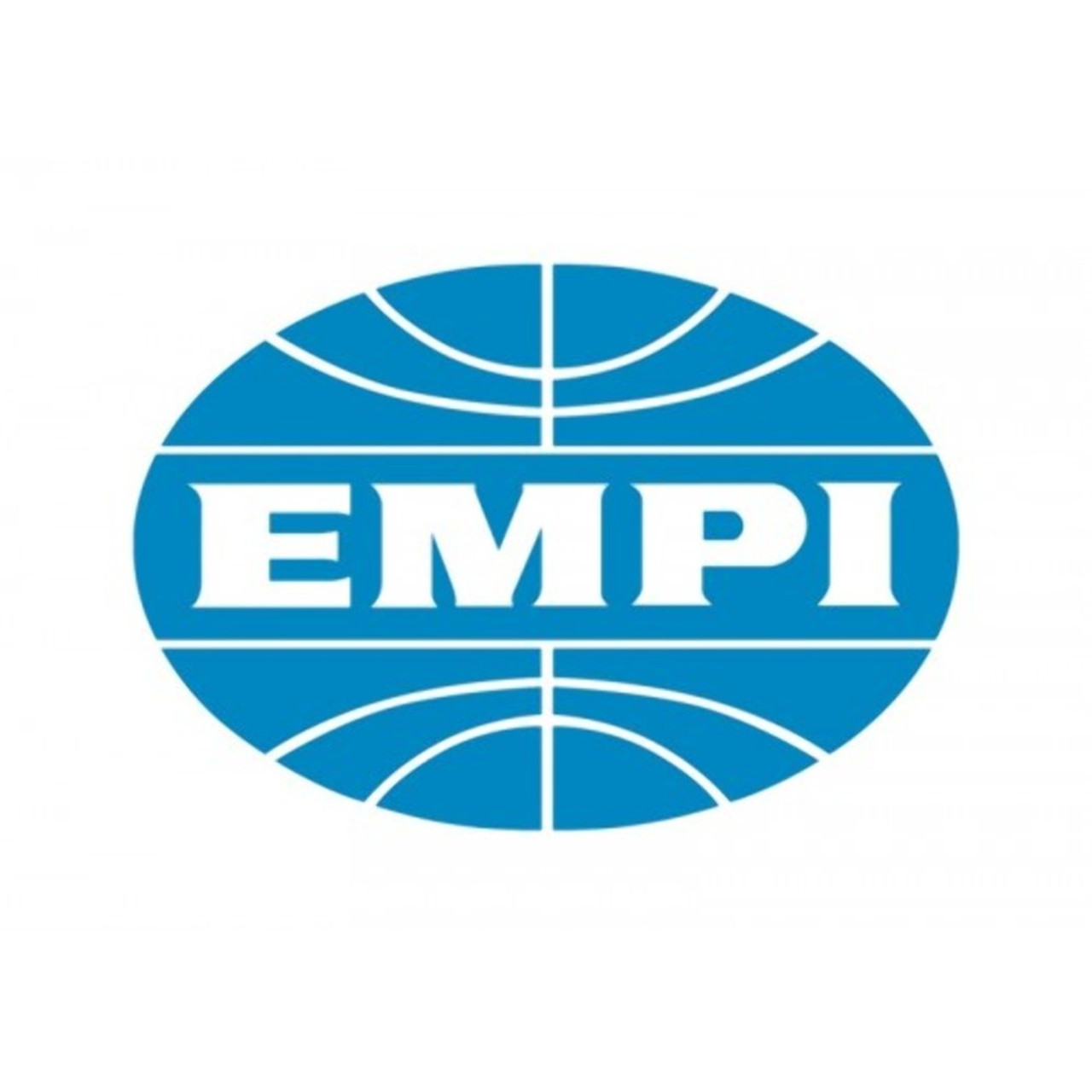 00-9810-0 DECAL,EMPI OVAL,1.75X1.5(100