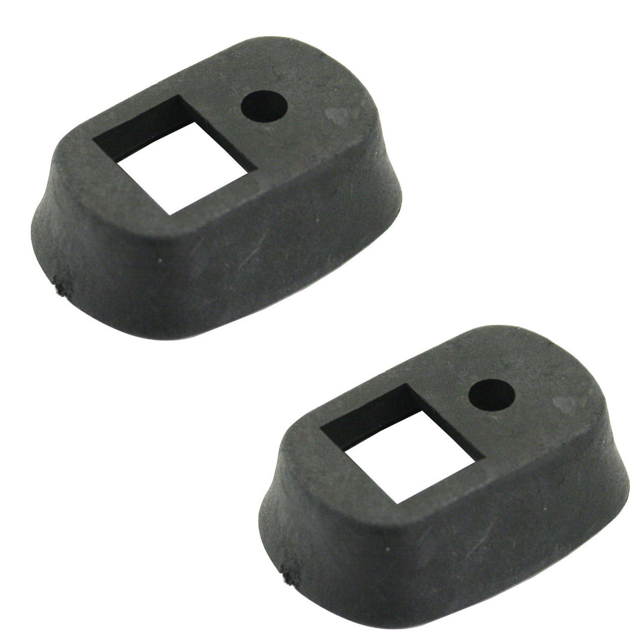 Door Switch Seals, Pair, Fits Air Cooled VW Type-1-2-3 58-79) Ghia Bug Bus, EMPI 98-2035